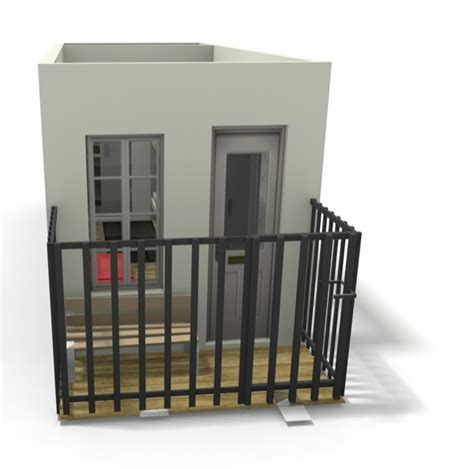 Small House Gate Designs Brightbunk Tiny House Design With Bunk Beds