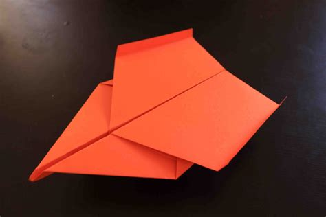 How To Make A Cool Airplane Out Of Paper - how to make a cool paper plane origami