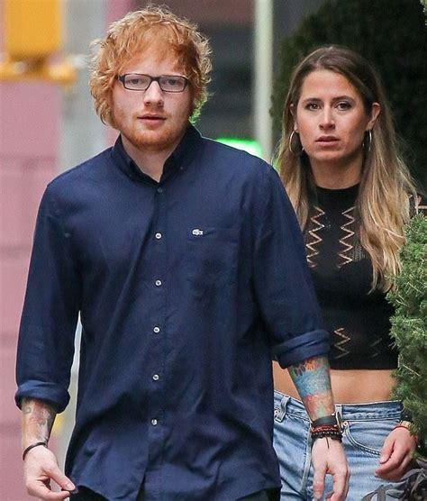 ed sheeran married actor russell crowe seems to believe that singer ed