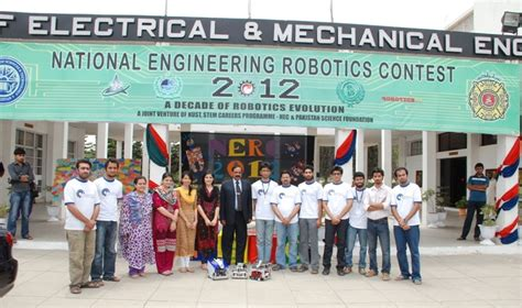23 Mechanical India Mba Mechanical by Nust College Of Electrical Mechanical Engineering