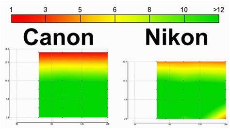 canon or nikon nikon vs canon which should you choose