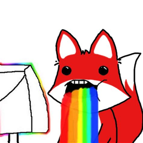 Puking Rainbows Meme - pyong meme puke rainbow by aureliomarcos on deviantart