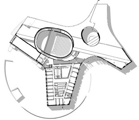 zaha hadid floor plan 30 best architectural plans images on pinterest drawing