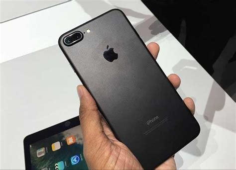 Fashion Gambar For Iphone 7 Plus apple iphone 7 plus 4g phone 256gb jet black