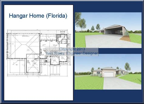 marvelous home floor plans 3 hangar home florida central
