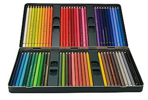 Faber Castell Polychromos 60 Colors faber castell polychromos color pencil set 60 pencils in metal tin freestyle photographic