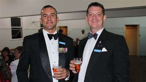 Mba After Honours by Vacant Chair Ceremony Honours Anzacs Photos Jimboomba Times