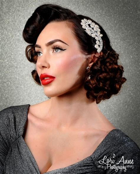 50s swing hairstyles 26 best images about 50 s photoshoot ideas on