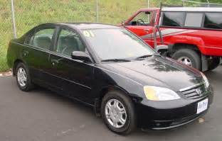 2001 2005 honda civic sedan car audio profile