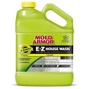 mold armor 1 gal e z house wash fg503 the home depot