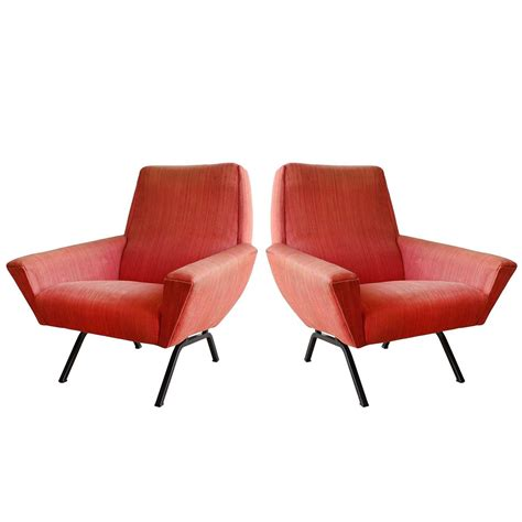 Italian Armchairs by Pair Italian Armchairs At 1stdibs