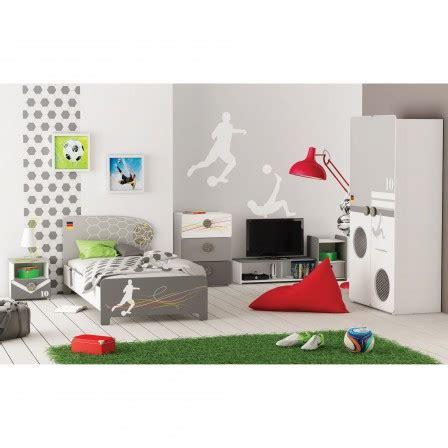 Decoration Chambre Garcon Foot by D 233 Coration Et Meuble Football Pour Chambre D Enfant