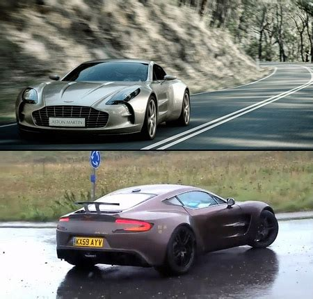 how much does an aston martin one 77 cost aston martin one 77 breaks 220mph barrier techeblog