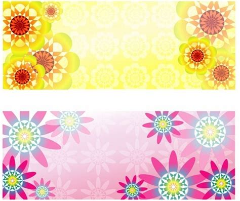 flower pattern abstract abstract flower pattern background graphic free vector in