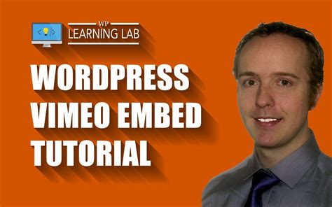 wordpress tutorial youtube tyler wordpress vimeo embed tutorial wp learning lab youtube