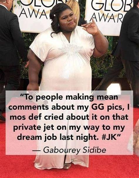 Gabourey Sidibe Memes - gabourey sidibe funny pictures quotes memes jokes