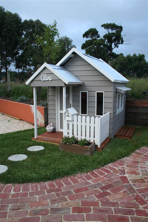 Cubby House 28 Images Creek Cubby House Australian Made Wooden Playground