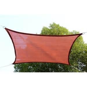 Outsunny Awning Outsunny Rectangle 13 X 20 Canopy Sun Sail Shade Garden