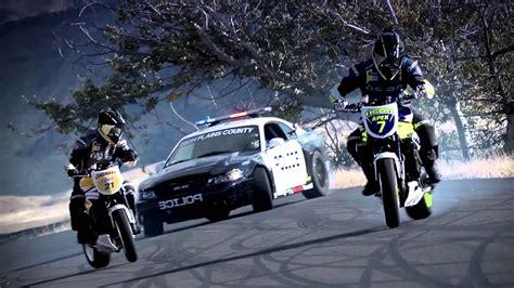 Motorrad Vs Police drift moto vs police youtube
