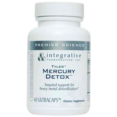 Mercury Cleanse Detox mercury detox support for heavy metal detoxification