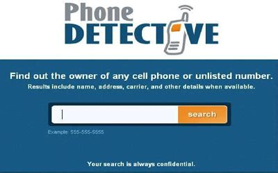 Phone Usa Lookup Phonedetective Has Been Formally Designated Usa S Quot Best Cell Phone Lookup