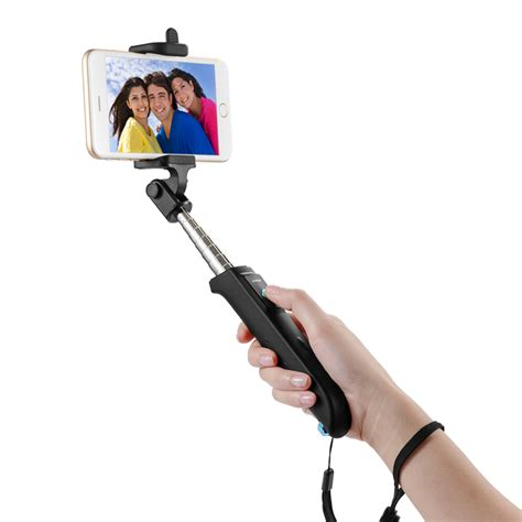 Monopod Selfie anker bluetooth selfie stick extendable bluetooth monopod with built in remote shutter