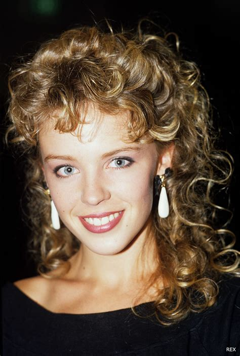 what was the popular hairstyle for1988 kylie minogue s best hair looks kylie minogue s hairstyles