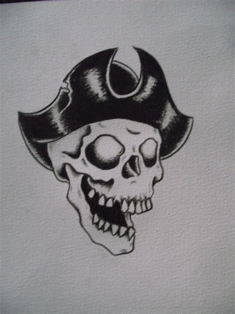 old pirate skull by cut throat jake on deviantart