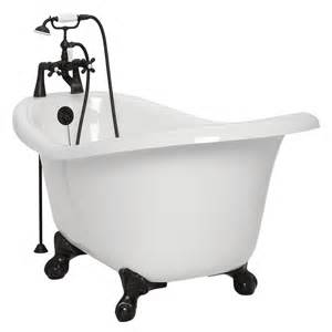 shop american bath factory ascot white acrylic