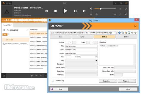 aimp  build    windows filehorsecom