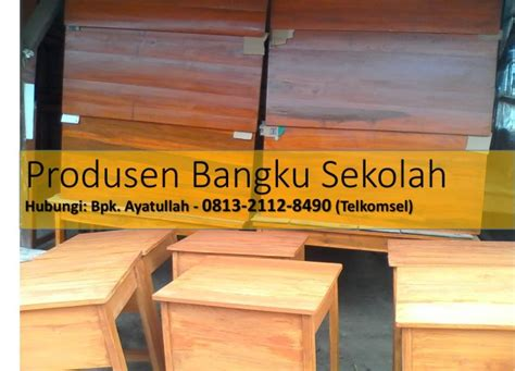 Kursi Kayu Bandung kursi sekolah modern bandung distributorkursisekolahbandung