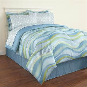 Comforter Sets At Kmart Essential Home Complete Bed Set Summers Home Bed