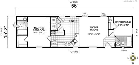 2 bedroom 2 bath modular homes 2 bedroom mobile home plans homes floor plans