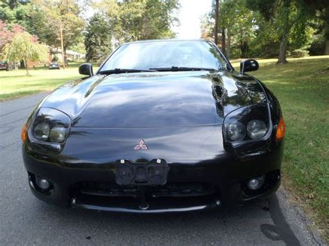 mitsubishi 3000gt silver buy used 1998 mitsubishi 3000gt performance parts