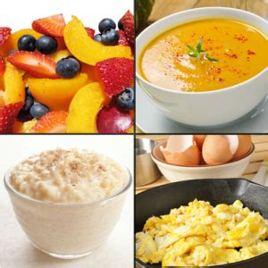 soft healthy foods after dental implant surgery