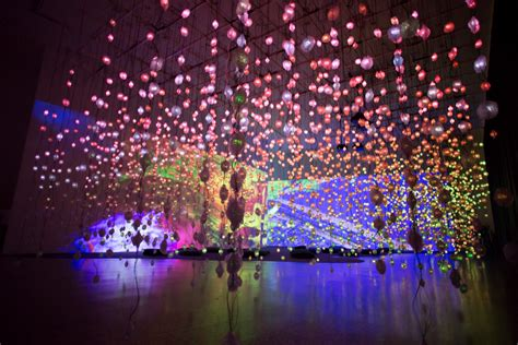 Pipilotti Rist: Pixel Forest and Worry Will Vanish The Museum of Fine Arts, Houston