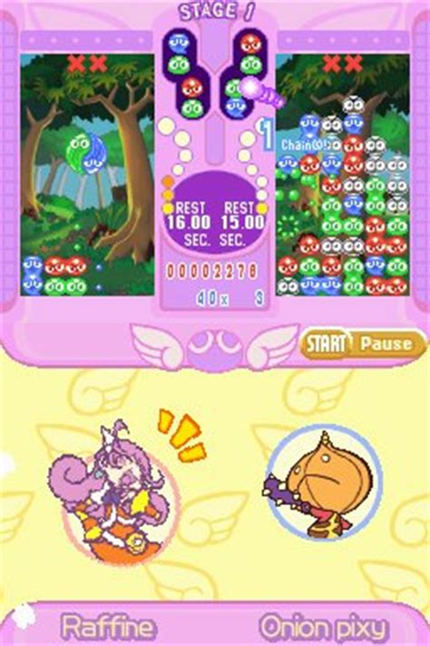 puyo puyo fever touch apk puyo pop fever