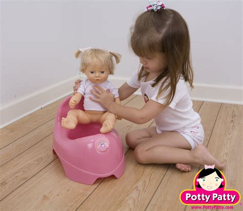 how to a for potty potty doll by potty patty potty concepts