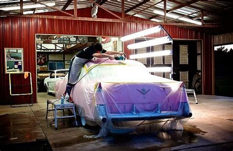 gas monkey garage s painter returns to his own shop ebay