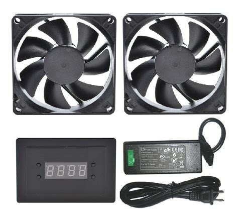 stereo cabinet cooling fan with thermostat stereo cabinet cooling fan with thermostat manicinthecity