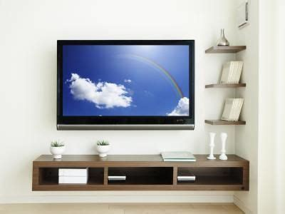 decorating ideas wall mounted television house tv wall decor wall mounted tv wall mounted shelves