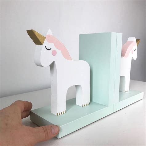 bookends for rooms unicorn bookends children bookends unicorn room decor