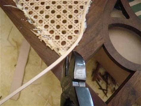 Re Caning Chairs by Much To Do With Nothing Version Of Re Caning A Chair