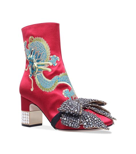 boots health and beauty prescriptions boots 10 embroidered ankle boots you could be wearing for autumn