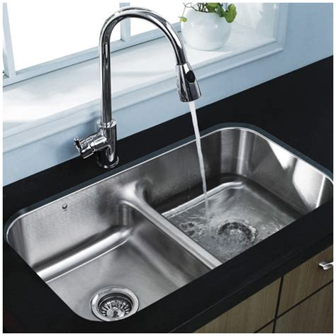 undermount kitchen sink kitchen sinks wayfair