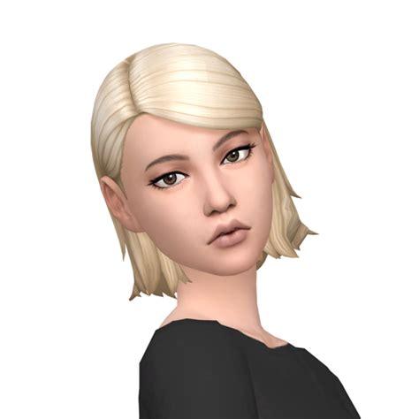 custom content hair sims 4 custom content hair tumblr