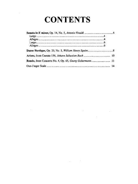 Suzuki Cello Book 5 Suzuki Cello School Vol 5 Cello Book J W Pepper