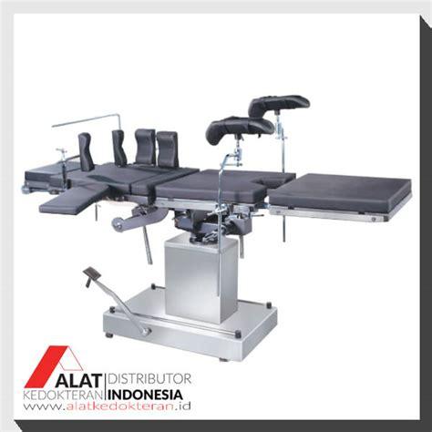 Meja Operasi Manual Meja Operasi Manual Distributor Alat Kedokteran Indonesia