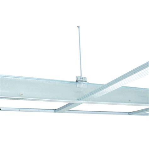 Ossature Metallique Pour Faux Plafond by Syst 232 Me D Ossature Pour Plafond Suspendu Longue Port 233 E I