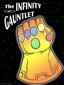 The Infinity Gaunlet Infinity Gauntlet Fly Er On The Wall
